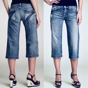 7FAM Crop Dojo Jeans 27